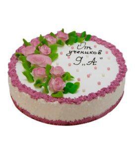 Торт для Учителя 9