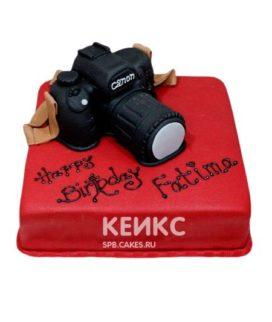Торт Фотоаппарат 13