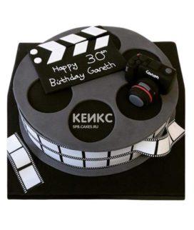 Торт Фотоаппарат 14