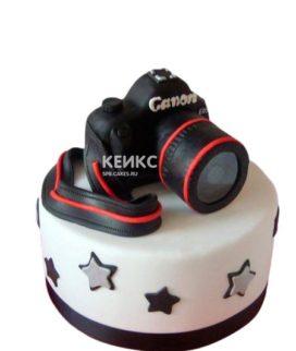 Торт Фотоаппарат 16