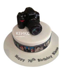 Торт Фотоаппарат 7