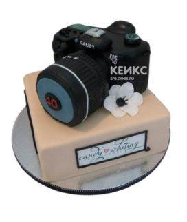 Торт Фотографу 3