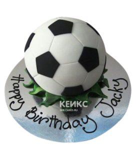 Торт Футбольный Мяч 1