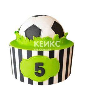 Торт Футбольный Мяч 10