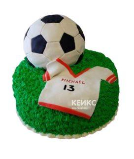 Торт Футбольный Мяч 11