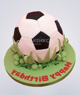 Торт Футбольный Мяч 12
