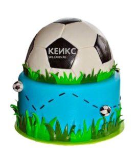 Торт Футбольный Мяч 18
