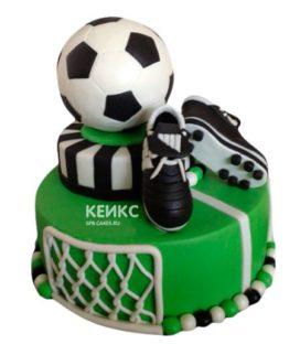 Торт Футбольный Мяч 19