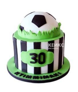 Торт Футбольный Мяч 22