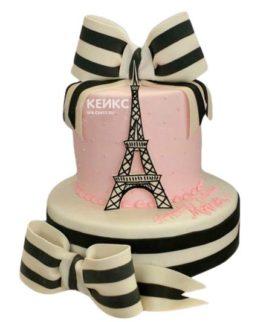 Торт Эйфелева башня 22