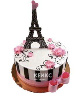 Торт Эйфелева башня 25