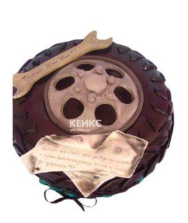 Торт Колесо 9
