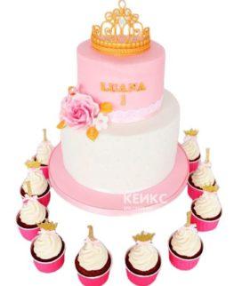 Торт Корона 10