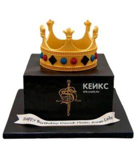 Торт Корона 15