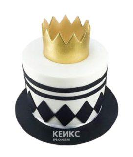 Торт Корона 18