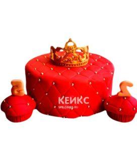 Торт Корона 19