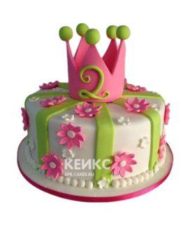 Торт Корона 8