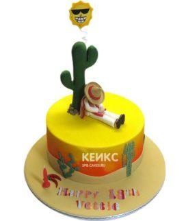 Торт Мексиканский 1