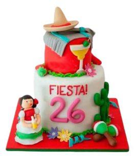 Торт Мексиканский 3