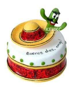 Торт Мексиканский 6