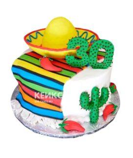 Торт Мексиканский 9