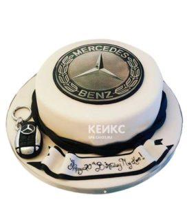 Торт Мерседес 8