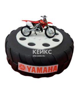 Торт Мотоцикл 19