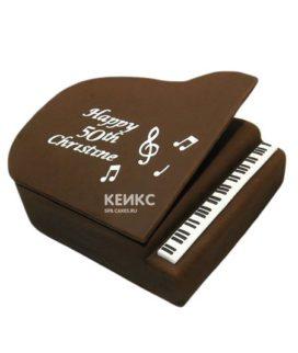 Торт Пианино 5