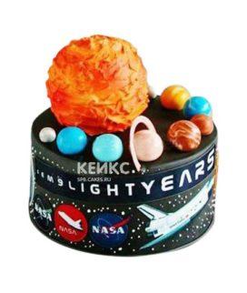 Торт Планета 2