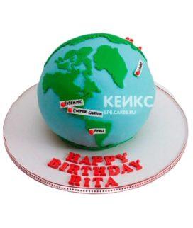 Торт Планета 3