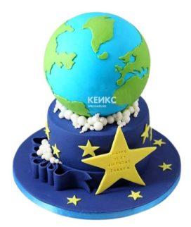 Торт Планета 5