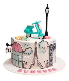 Торт Подруге 32