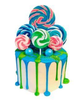 Торт Радужный 20