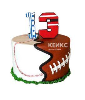 Торт Регби 10