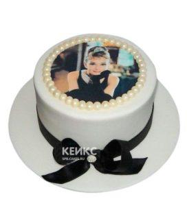 Торт в стиле Ретро 1