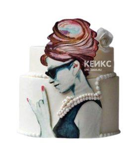 Торт в стиле Ретро 3