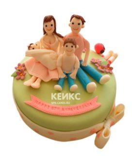 Торт Семья 2