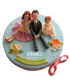 Торт Семья 3