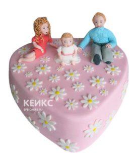 Торт Семья 7