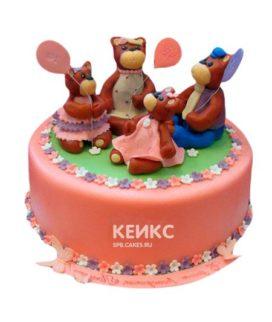 Торт Семья 8