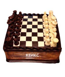 Торт Шахматы 15