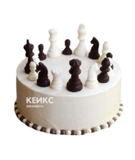 Торт Шахматы 16