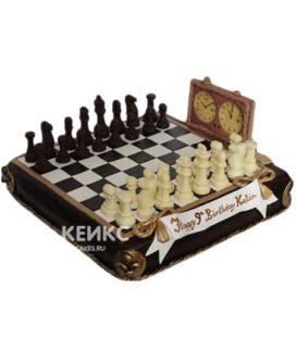 Торт Шахматы 5