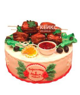 Торт Шашлык 5