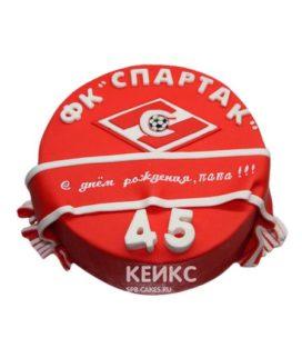 Торт Спартак 14