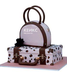 Торт Сумка 33
