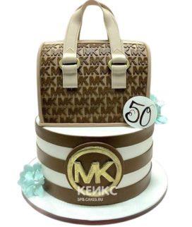 Торт Сумка 34