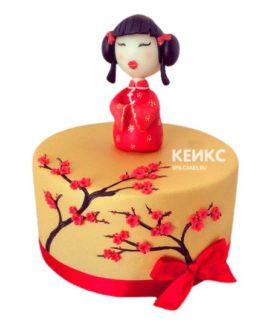 Торт в Японском стиле 2