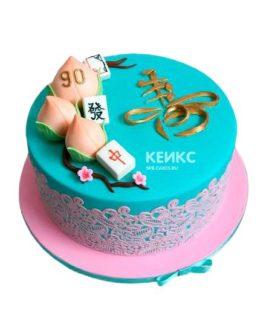 Торт в Японском стиле 6