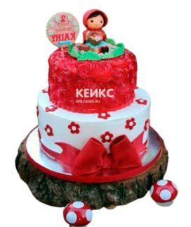 Торт в Русском стиле 7